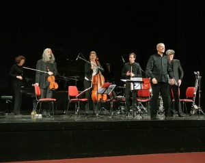 Divertimento Ensemble 2016