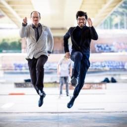 Argentine premiere of Hojas que arrebató un soplo frio by Duo Dillon-Torquati (Italy)