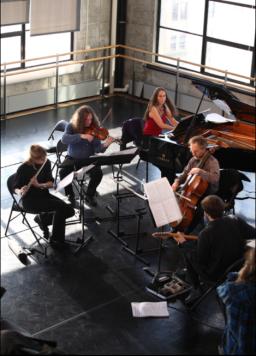 Espantajo de resaca by Glass Farm Ensemble in NYC