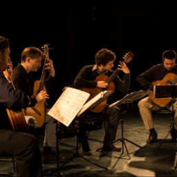 Premiere and performances of my guitar quartet by Nuntempe Ensamble (Argentina)