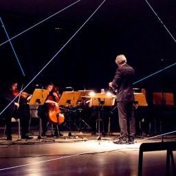 Commission by Ensemble Chromoson and Gustav Mahler Music Weeks 2018